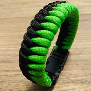 Unisex Paracord Bracelets